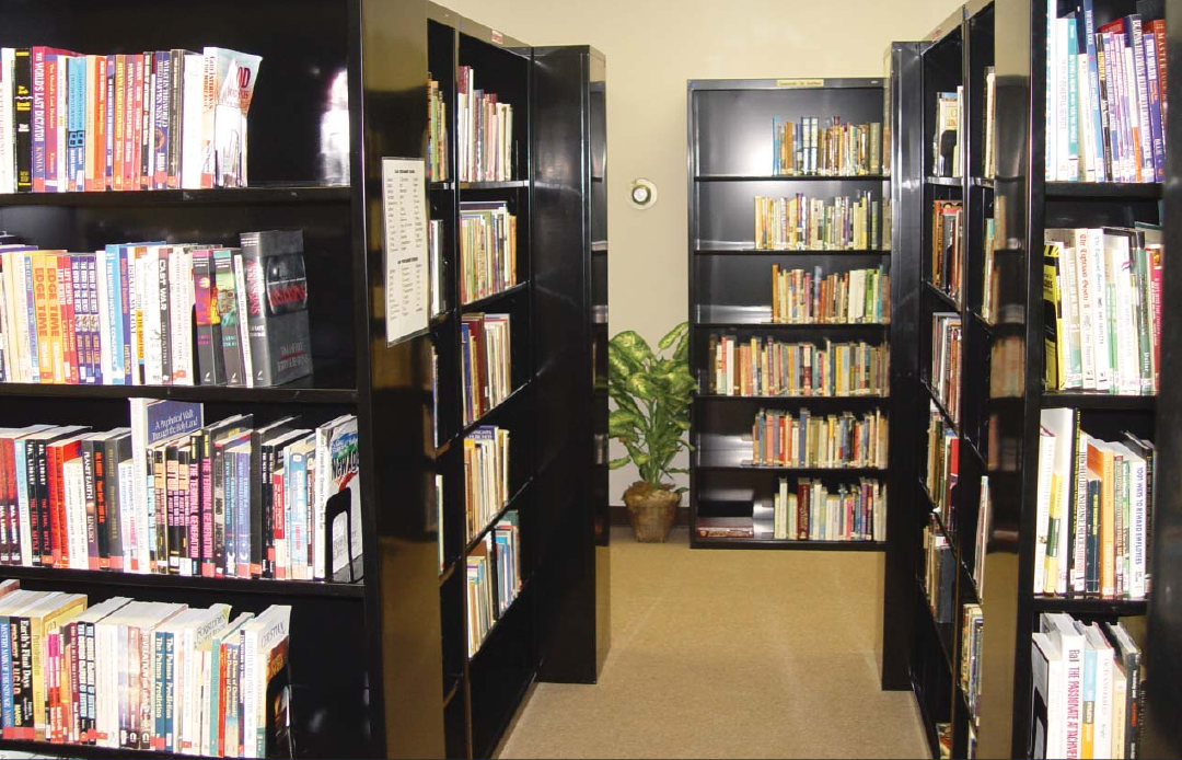 Christian Heritage Center Library